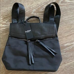 NWT Botkier black backpack - small